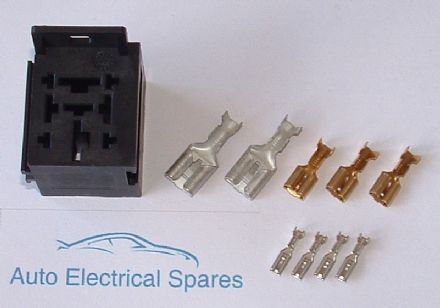 192160 Relay / Flasher MULTIPLUG 9 way 28RA 26RA  WITH FIXING BRACKET